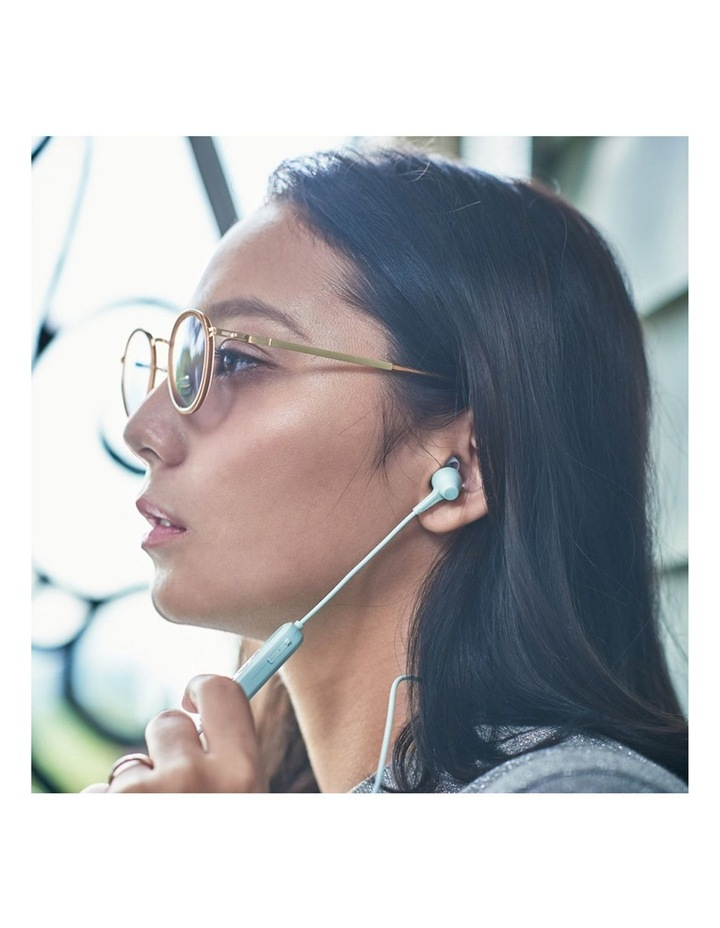 C4 Bluetooth Wireless Stereo Headphones - Green image 3