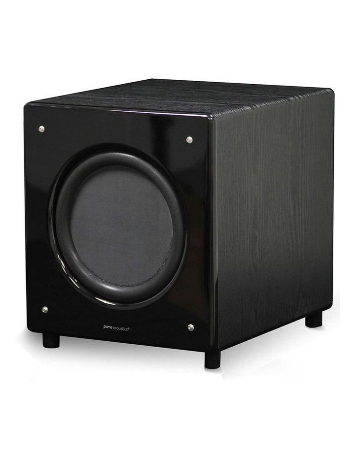 "SUB 10"" 150W Active Subwoofer Speaker SN-10 image 1"