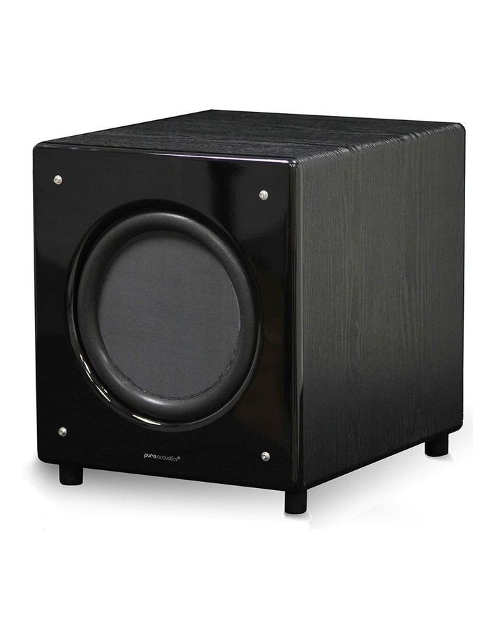 "SUB 10"" 150W Active Subwoofer Speaker SN-10 image 2"