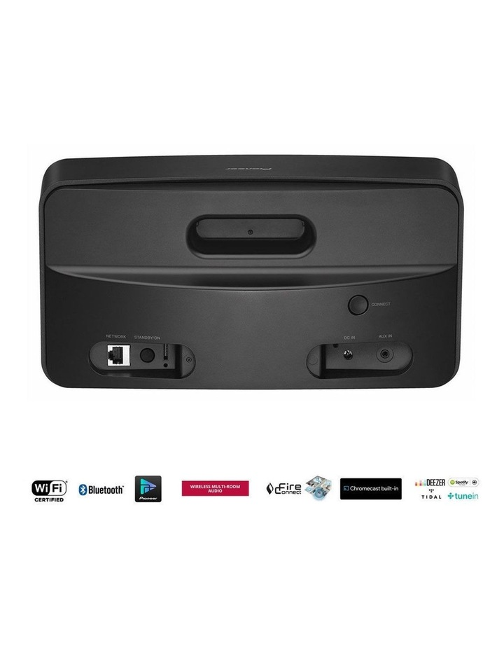 Wireless Multi-Room Speaker - Black image 3