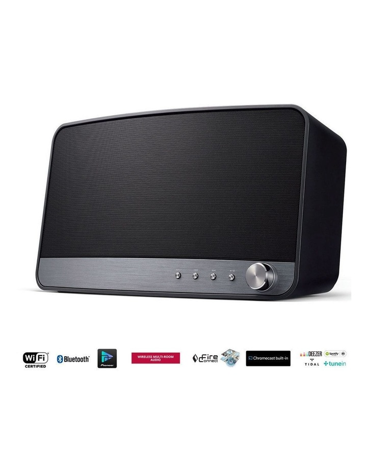 Wireless Multi-Room Speaker - Black image 5