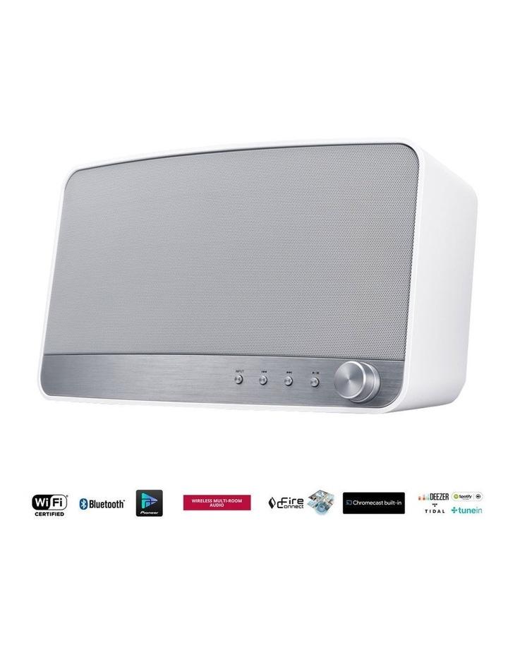 Wireless Multi-Room Speaker - White image 1