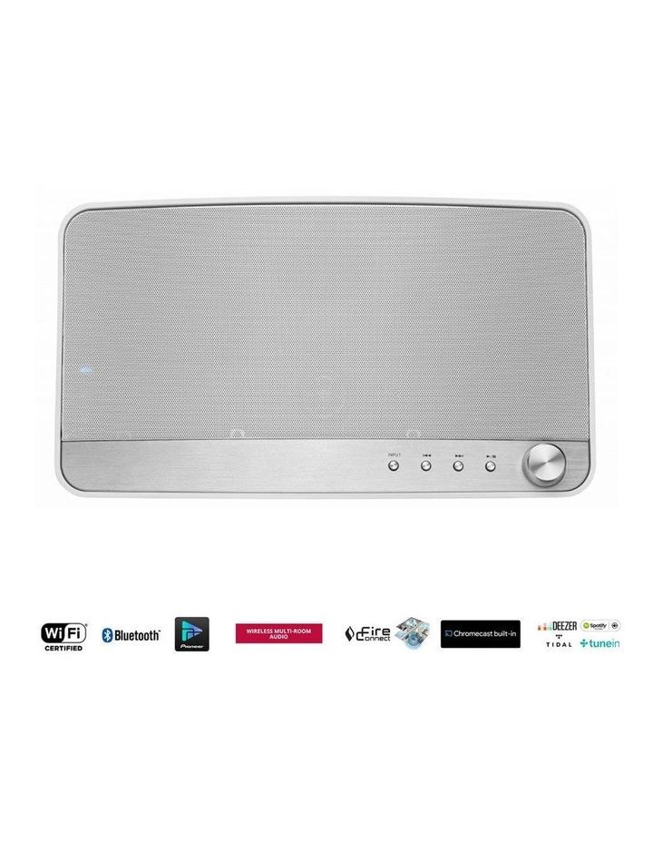 Wireless Multi-Room Speaker - White image 2