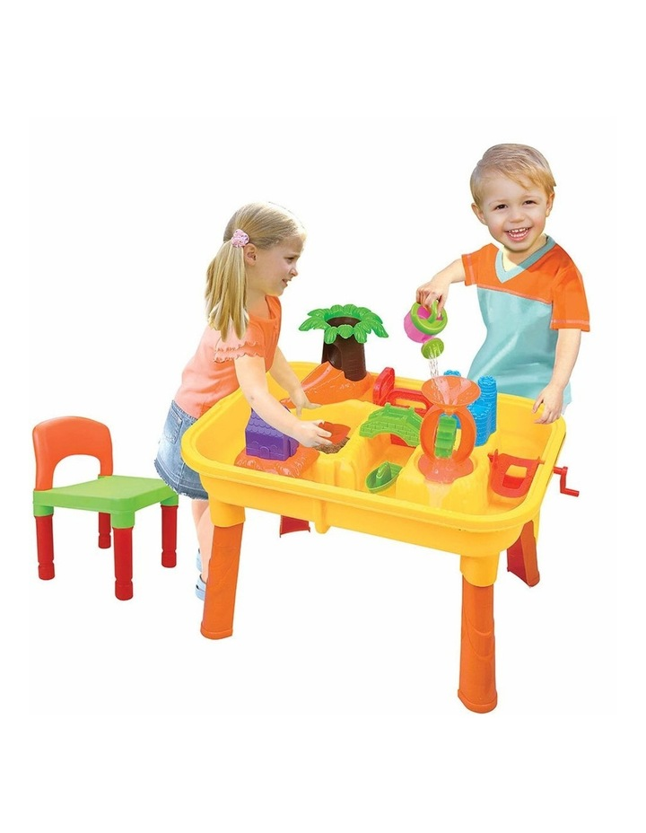 Gem Toys 2 In 1 Sand & Water Table image 1