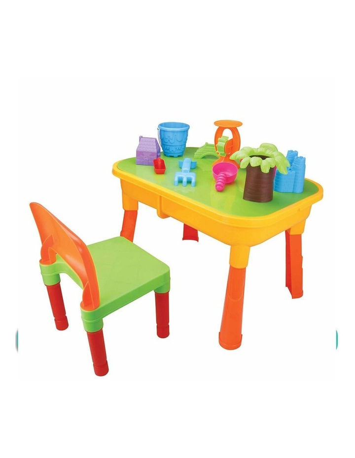 Gem Toys 2 In 1 Sand & Water Table image 2