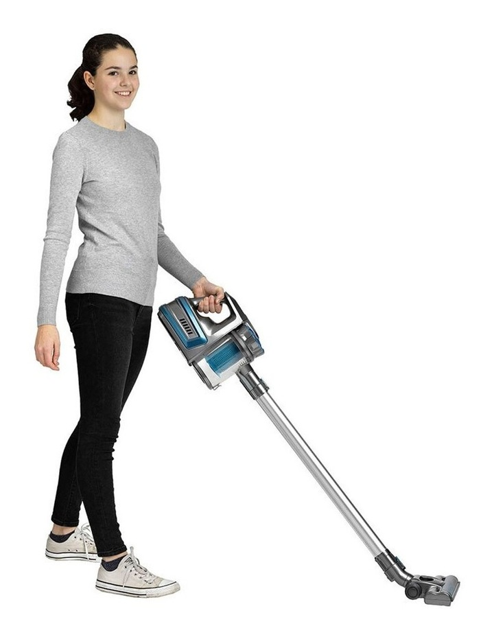 Powerful Rechargeable Cordless Vacuum Cleaner Blue image 1