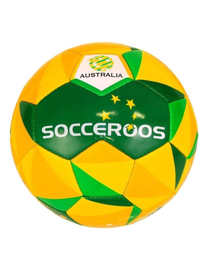 Summit Global Australian Socceroos Size 5 Soccer Ball image 1
