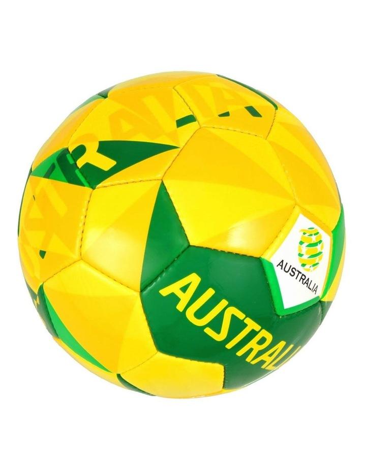 Summit Global Australian Socceroos Size 5 Soccer Ball image 2