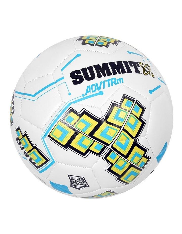 ADV1 Size 5 Trainer Soccer Ball White image 1