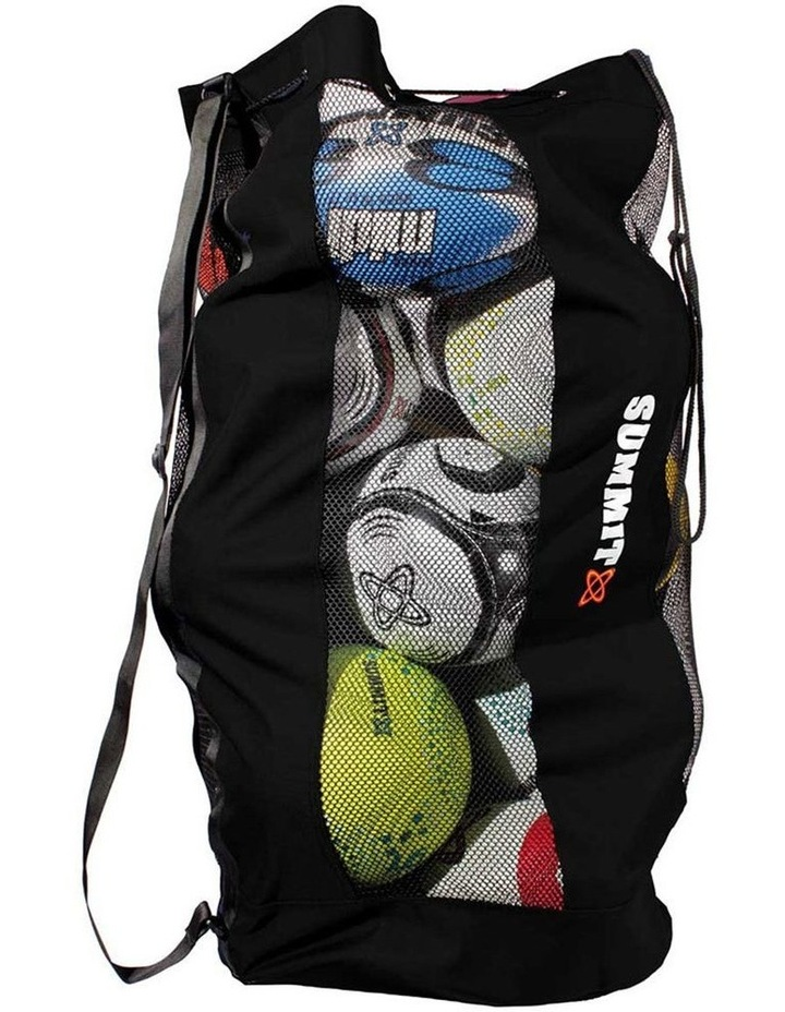Summit Durable Mesh Ball Bag for Soccer/Football/Rugby/Sport image 1