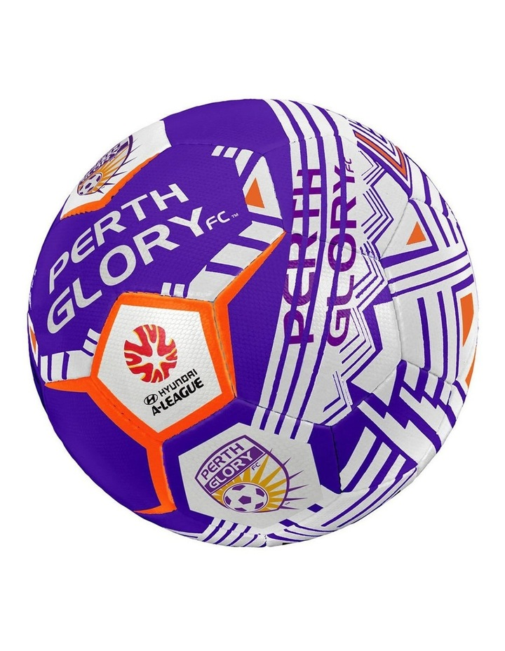 Size 5 A-League Perth Glory Soccerball image 1
