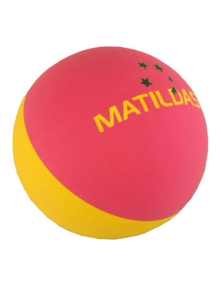 Matildas Bounce Ball 60mm - Australia Women (SMBB1500) image 2