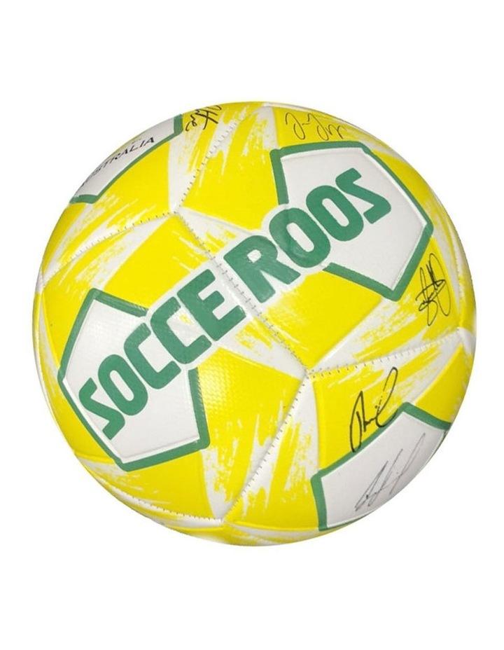 "5"" Socceroos Soft Soccer Ball - Australia (SOSO1500) image 1"