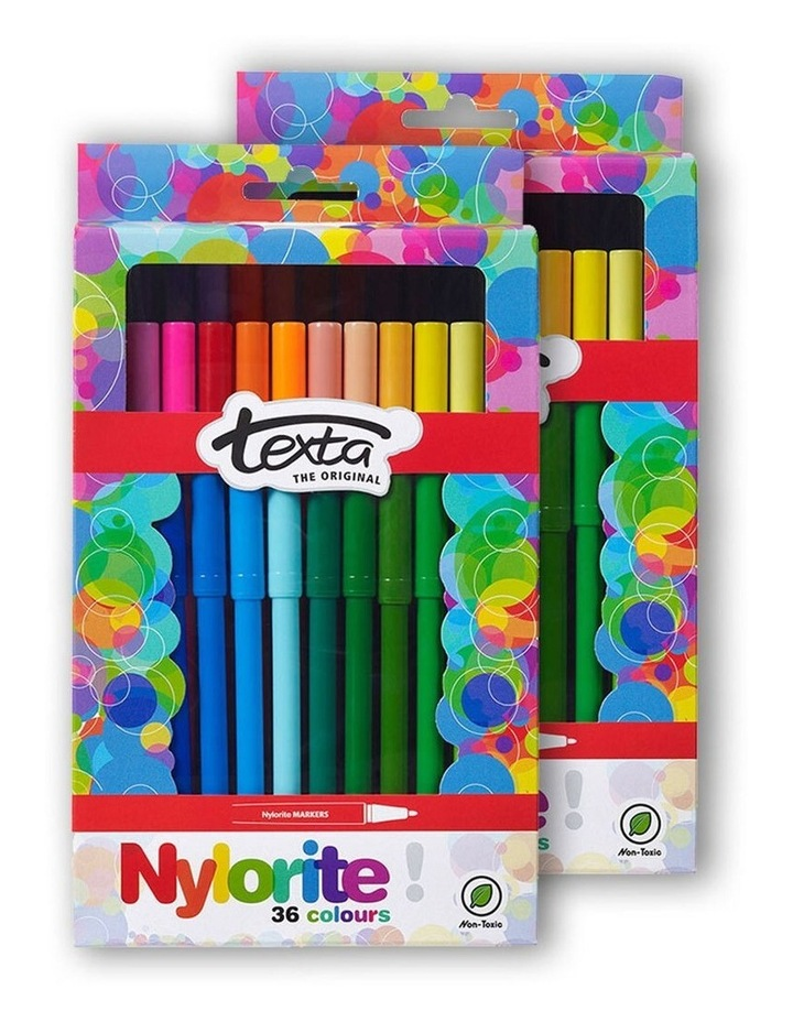 36pc Nylorite Color Marker image 2