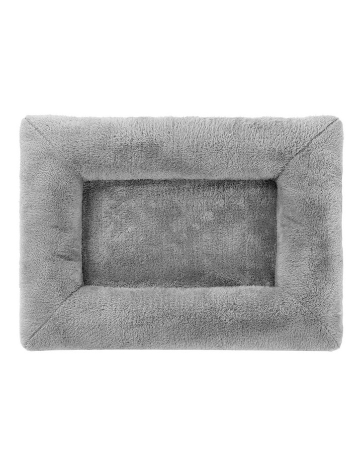 Winston Walled Pet Bed 70x50cm - Grey image 2