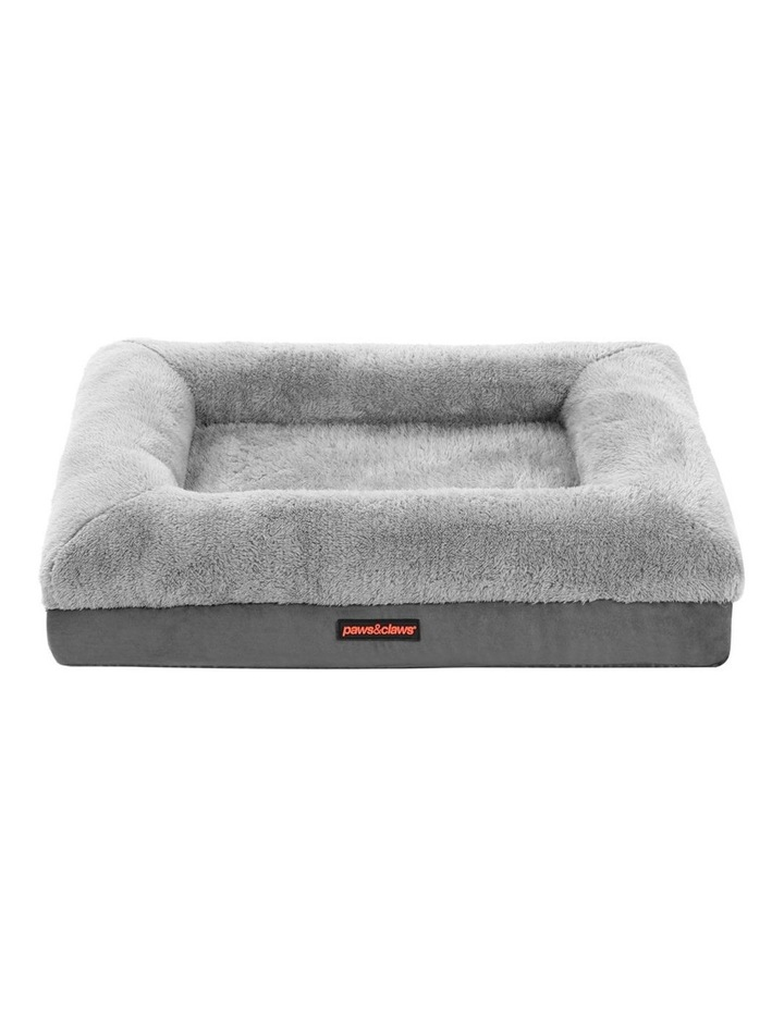Winston Walled Pet Bed 70x50cm - Grey image 4