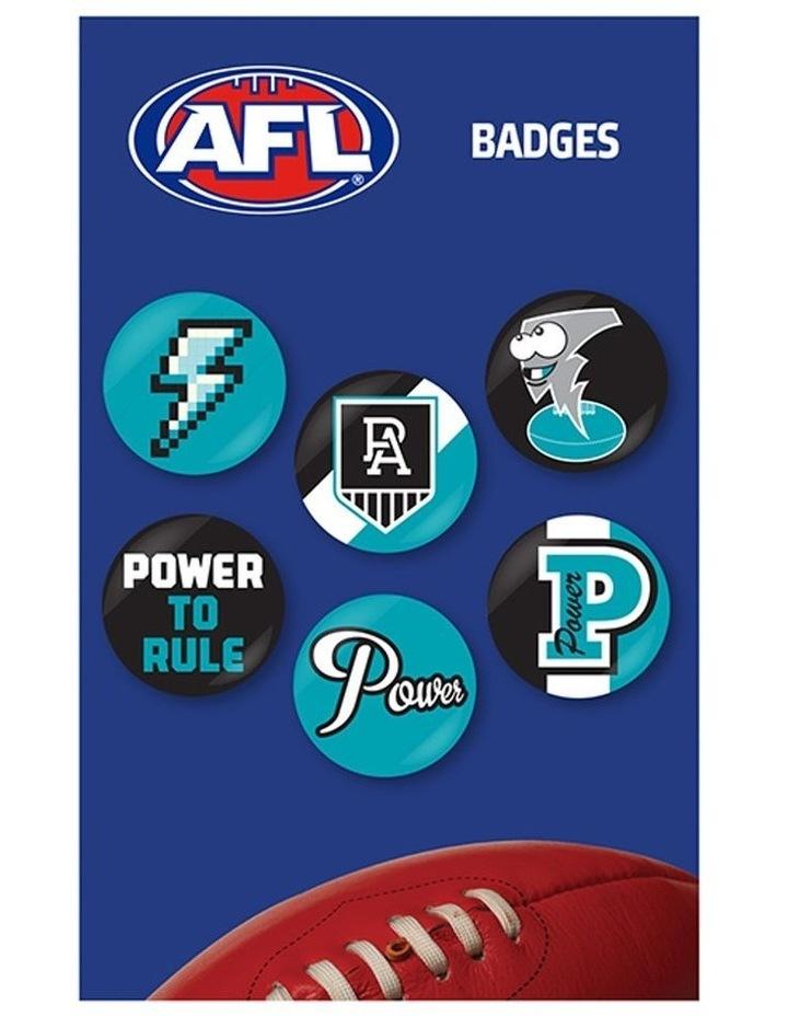 AFL Port Adelaide Showbag 21 image 2
