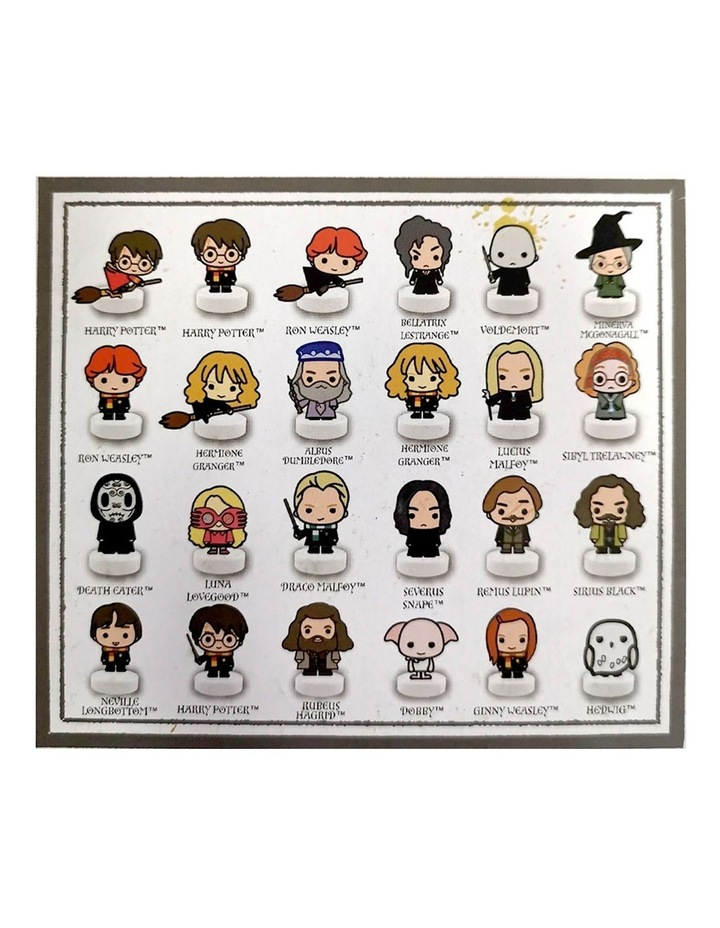 Kids Self Ink Stamper Seal Collectible Figure 5pv Assorted image 6