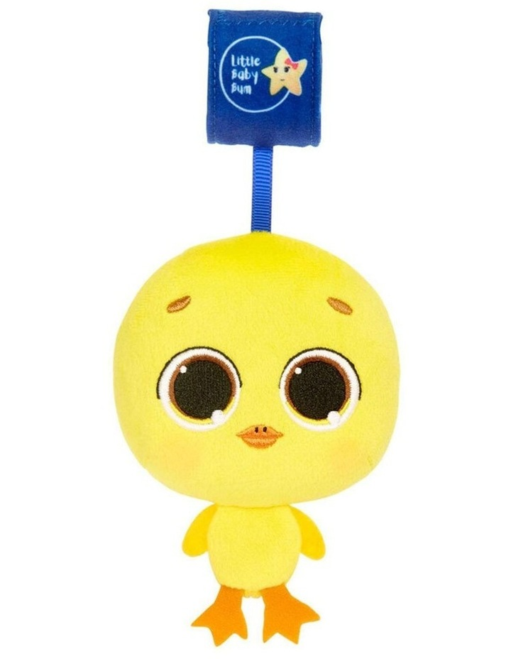 Little Tikes Musical Minis Baby Toy 6m  for Stroller/Car Seat Pram Dylan Duck YL image 1