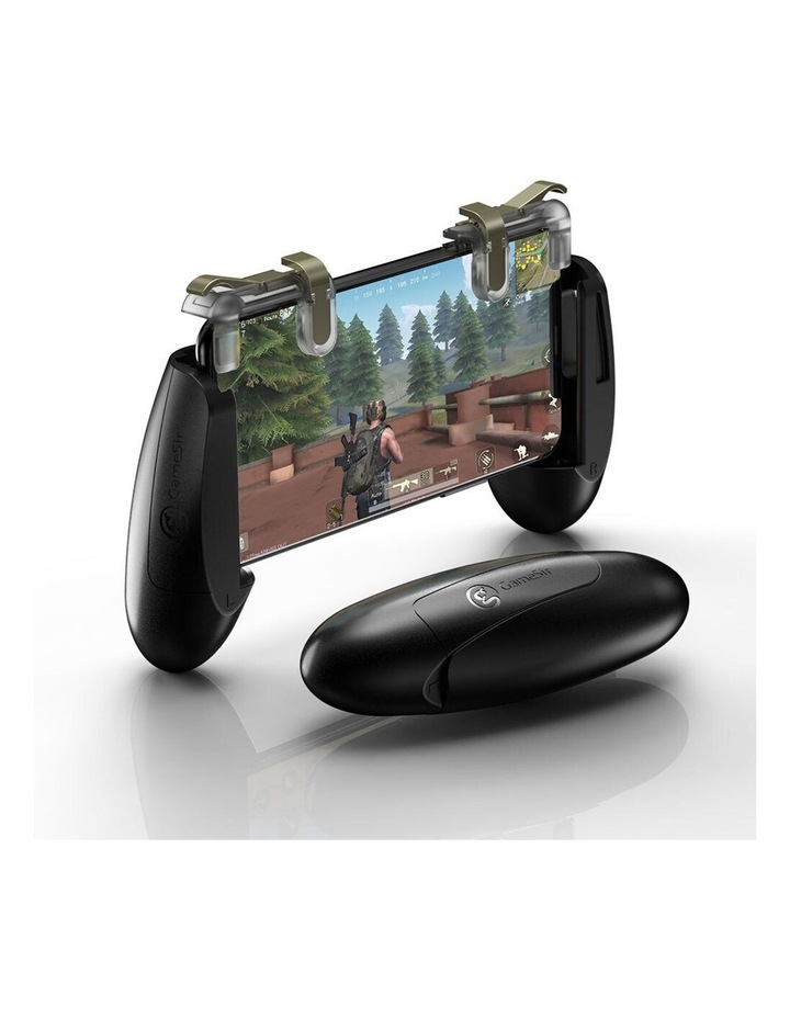 """F2 Universal Gaming Arcade Fightstick/Phone Grip for Mobile Phone 4.5-6"""" image 1"""