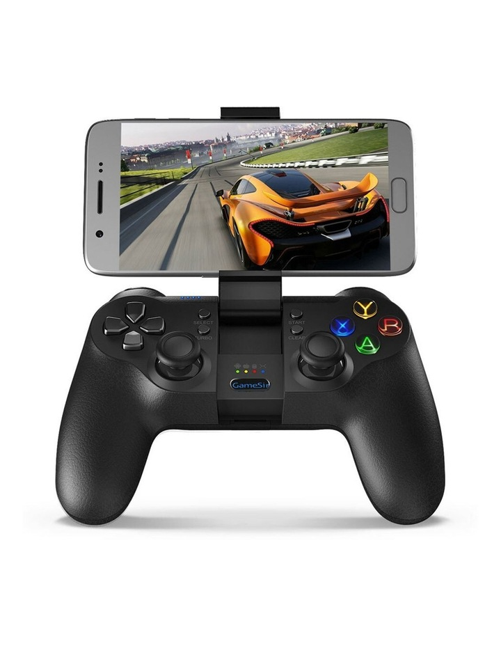 Wired/Wireless T1s Switch/Android/PC Gaming Controller w/ Phone Holder image 1