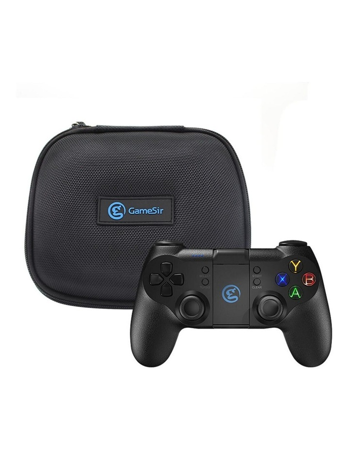Wired/Wireless T1s Switch/Android/PC Gaming Controller w/ Phone Holder image 5