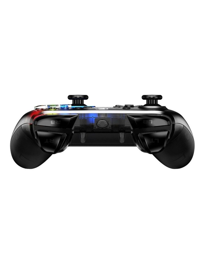 Wired T4w Ergonomic Windows PC/USB-C Gaming Controller w/ LED Backlight image 6
