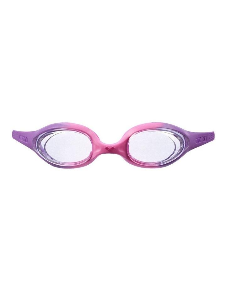 Spider JR Swimming Goggle Anti-Fog Adjustable Swim Glasses Kids 6-12y Pink image 2