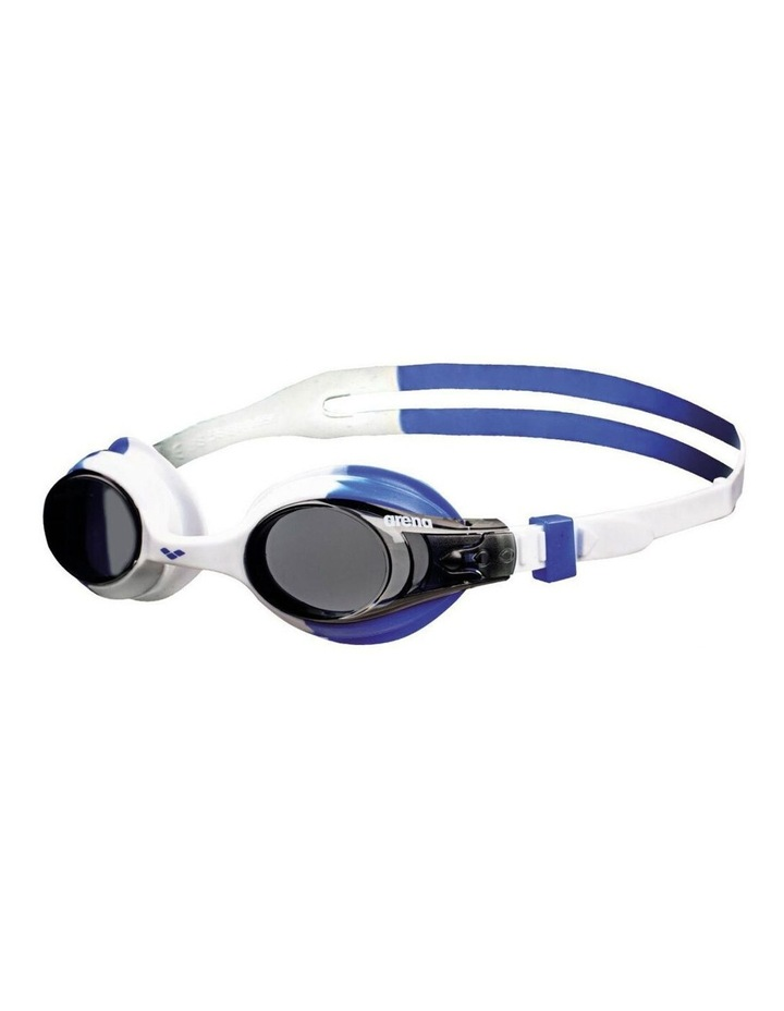 Junior X-Lite Adjustable Swimming Goggles Silicone/Anti-Fog Kids 2-5y Blue image 1