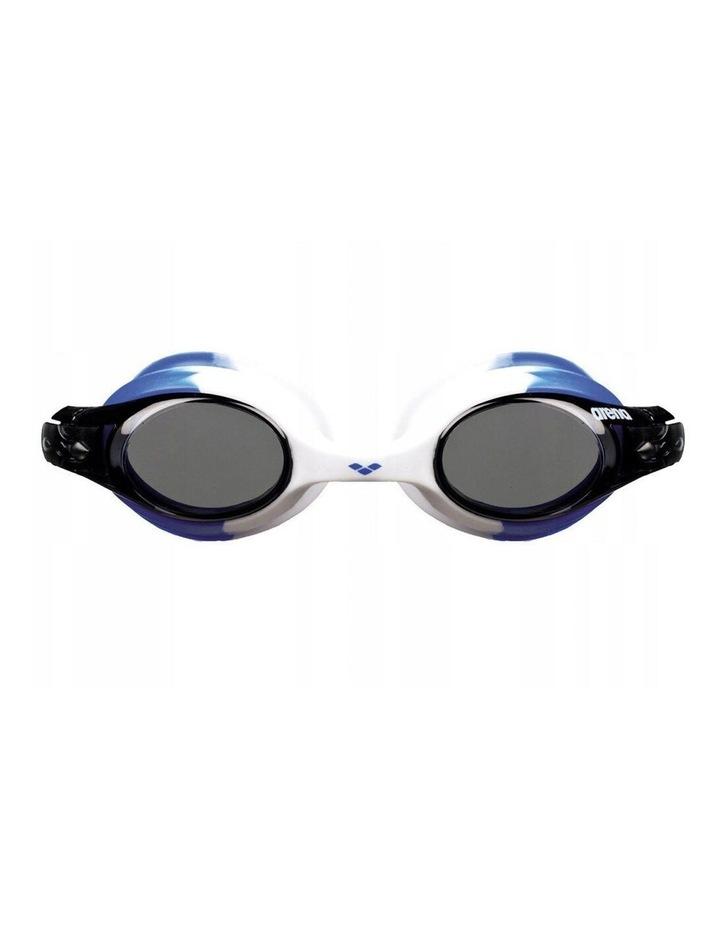 Junior X-Lite Adjustable Swimming Goggles Silicone/Anti-Fog Kids 2-5y Blue image 2