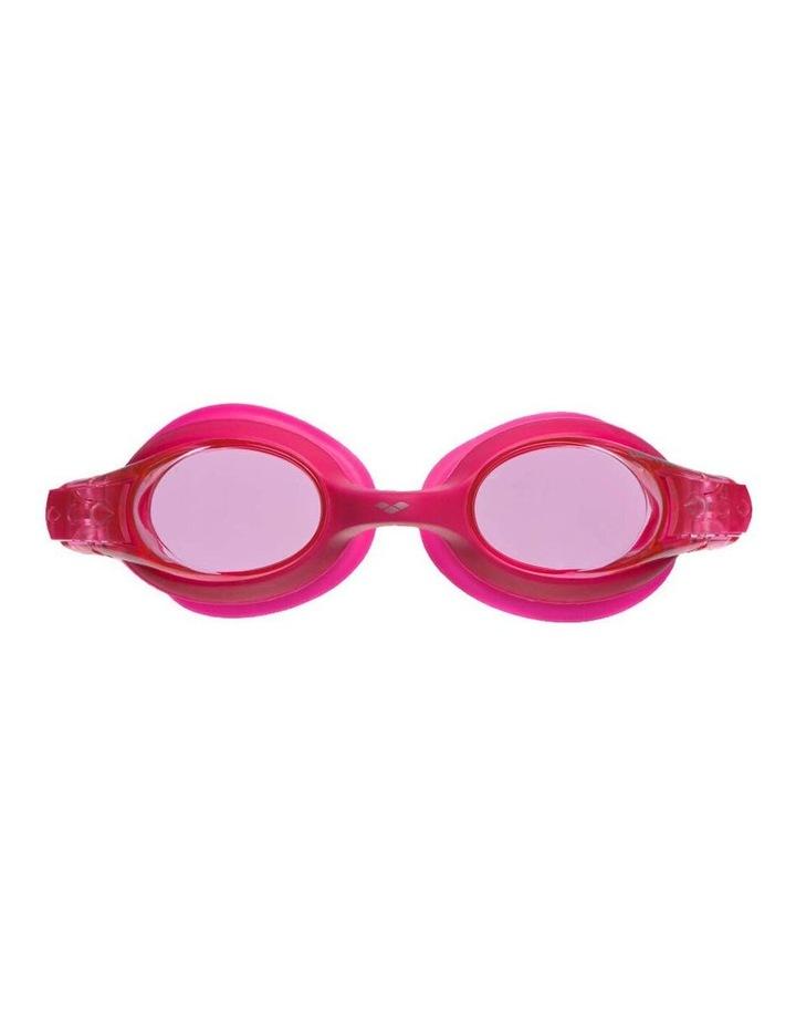 Junior X-Lite Adjustable Swimming Goggles Silicone/Anti-Fog Kids 2-5y Pink image 2