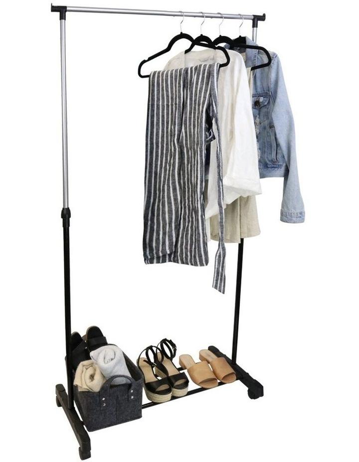Hight Adjustable Garment/Clothes Rack/Closet Hanger Organiser/Storage image 1