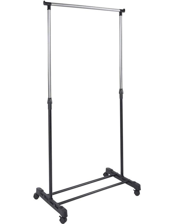 Hight Adjustable Garment/Clothes Rack/Closet Hanger Organiser/Storage image 2