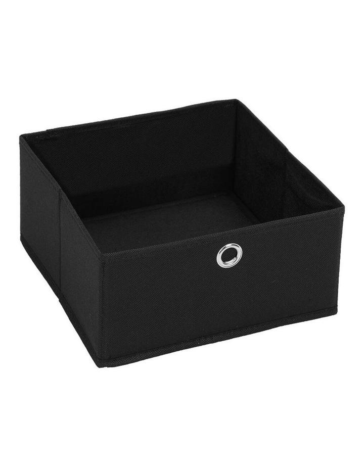 Mode Collapsible 26.5cm Square Storage Box Clothes Organiser Assort. image 1