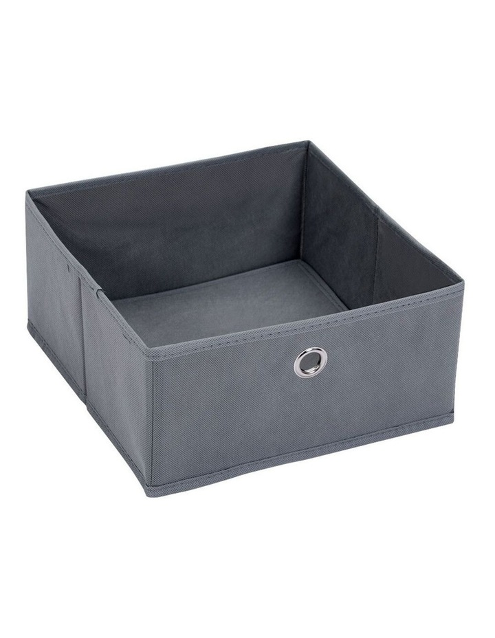 Mode Collapsible 26.5cm Square Storage Box Clothes Organiser Assort. image 2