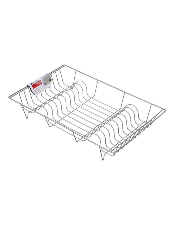 Wire 48cm Dish Plates/Bowls Drying Rack/Holder/Organiser Assorted image 2