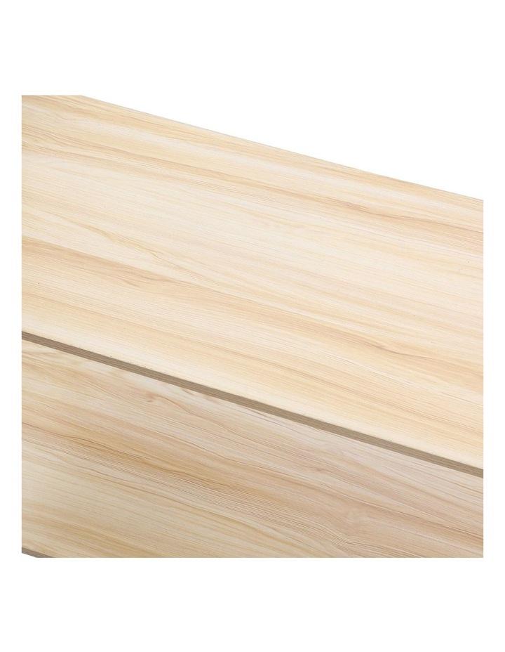 Garment/Clothes Rack/Closet Hanger Organiser/Storage w/ Wood Shelves image 2