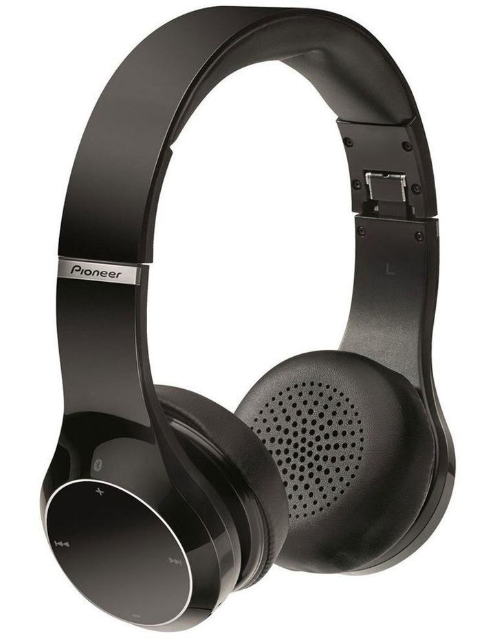 SE-MJ771BT-K Wireless Bluetooth NFC Headphones/Handsfree Headset w/ Mic image 1