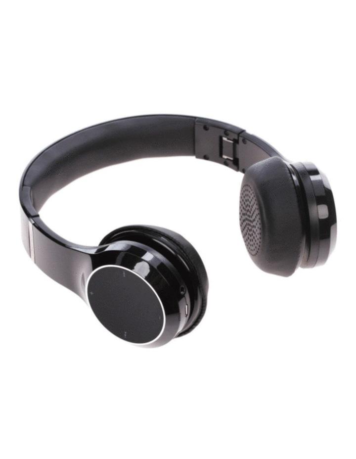 SE-MJ771BT-K Wireless Bluetooth NFC Headphones/Handsfree Headset w/ Mic image 2