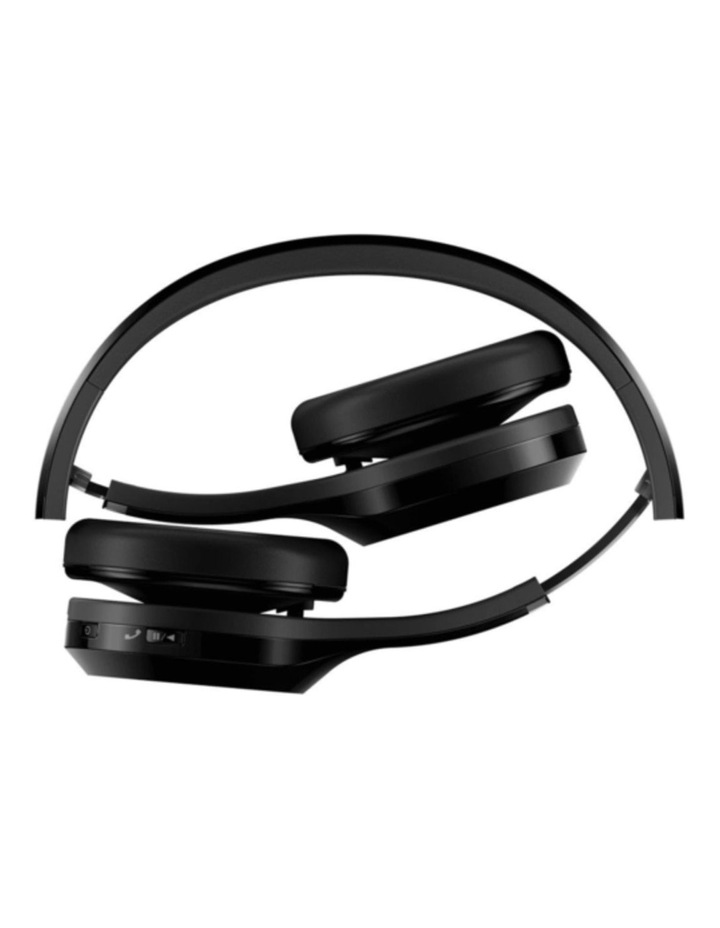 SE-MJ771BT-K Wireless Bluetooth NFC Headphones/Handsfree Headset w/ Mic image 4