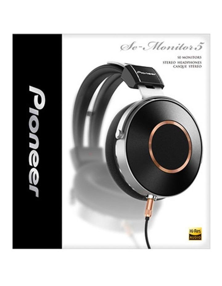 SE-MONITOR5 Hi-Res Audio Stereo Audiophile Grade Headphones/50mm Driver image 2