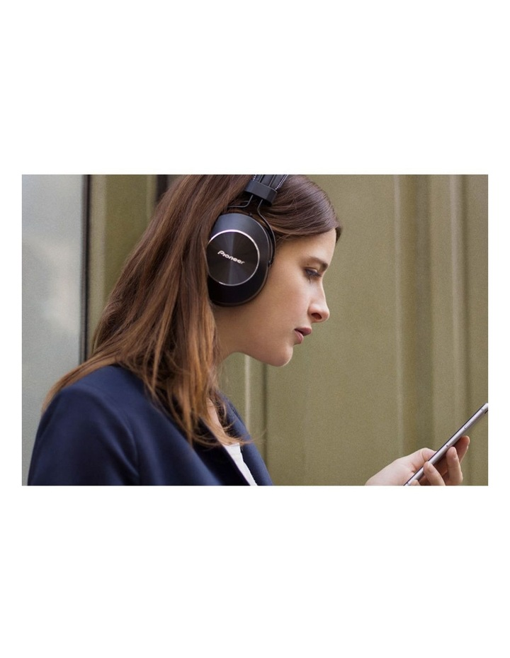 Wireless Bluetooth Over-Ear Headphones SE-MS7BT-K image 3