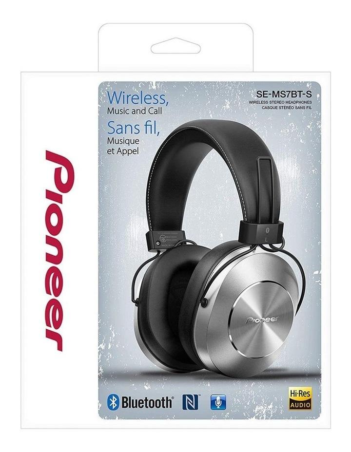 Wireless Bluetooth Over-Ear Headphones SE-MS7BT-S image 2