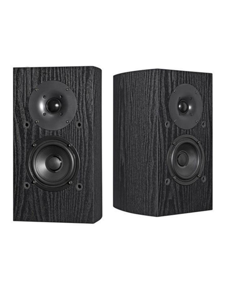 SP-BS22-LR Bookshelf Speaker Pair for Surround Sound Home Theatre System image 1