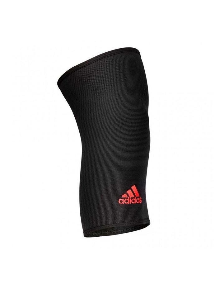 Knee/Joint Brace/Support/Sleeve L Unisex Sports/Training Elastic Black image 2