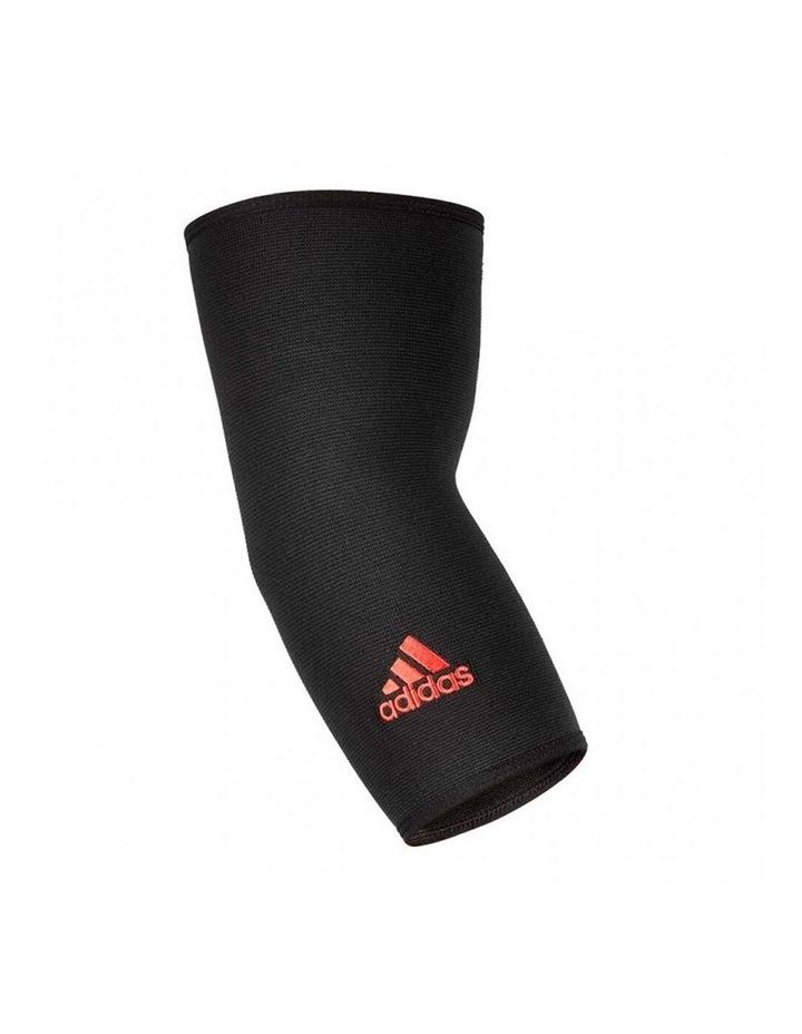 Elbow/Joint Brace/Support/Sleeve S Unisex Sports/Training Elastic Black image 1