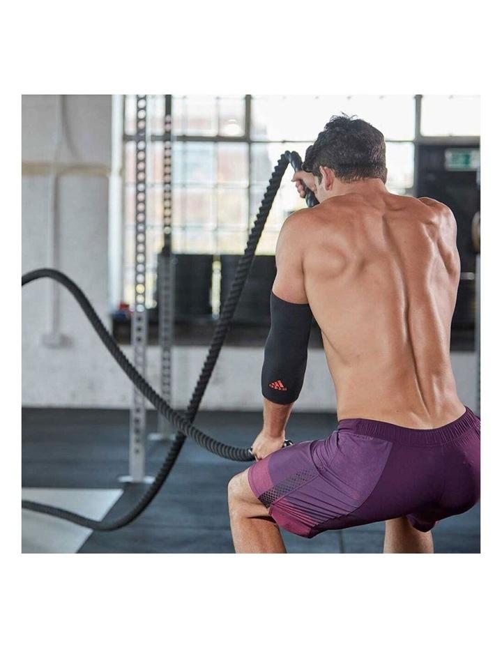 Elbow/Joint Brace/Support/Sleeve M Unisex Sports/Training Elastic Black image 4