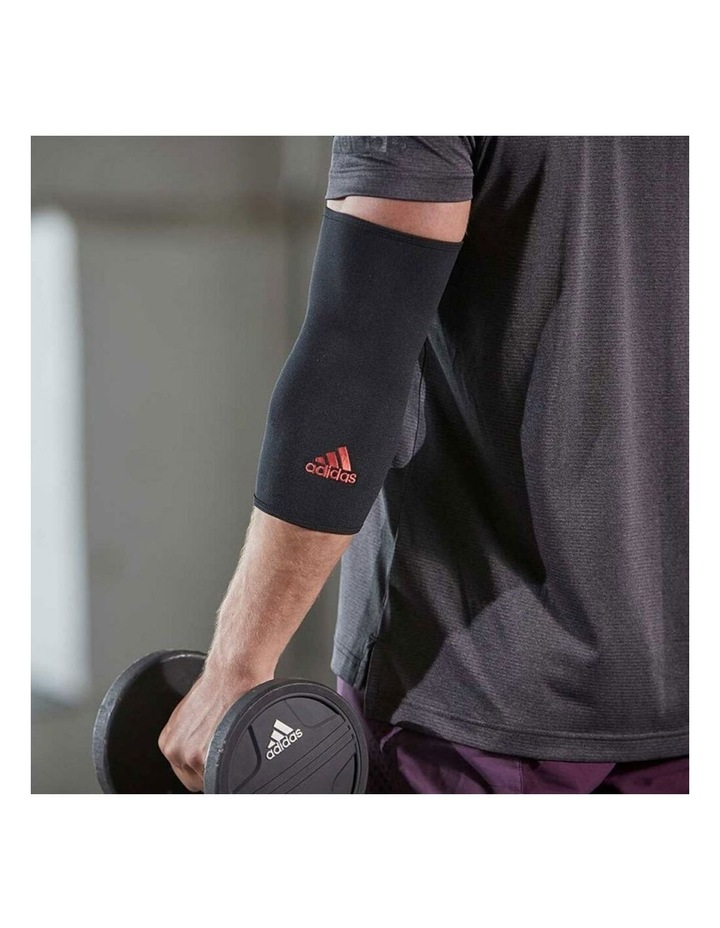 Elbow/Joint Brace/Support/Sleeve M Unisex Sports/Training Elastic Black image 5