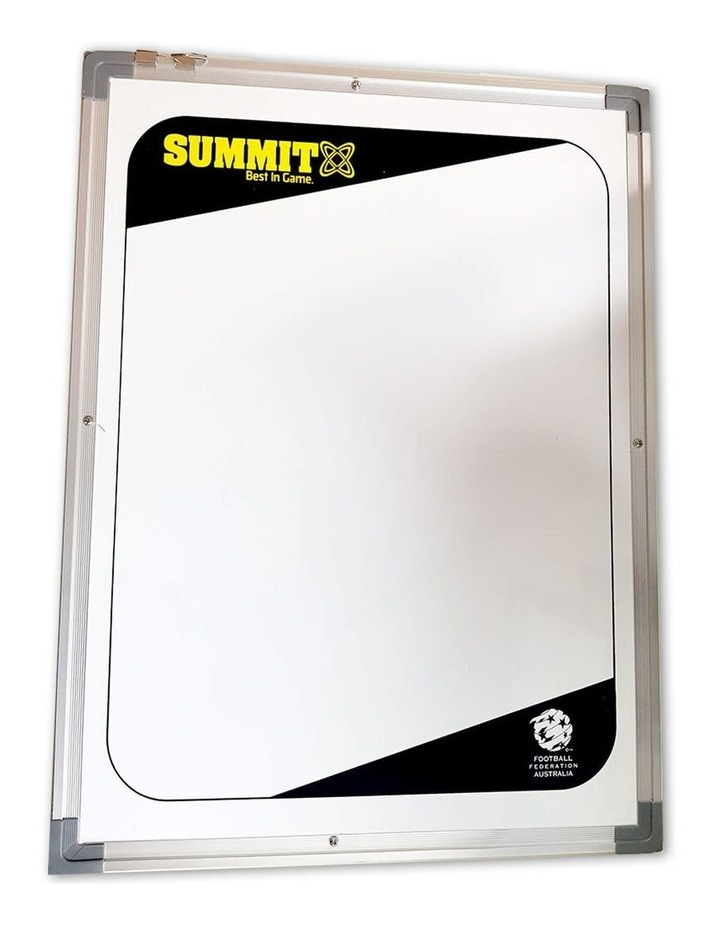 FFA Coaching Board 60cm w/ Magnets/Reversible f/ Soccer/Game Planner image 3