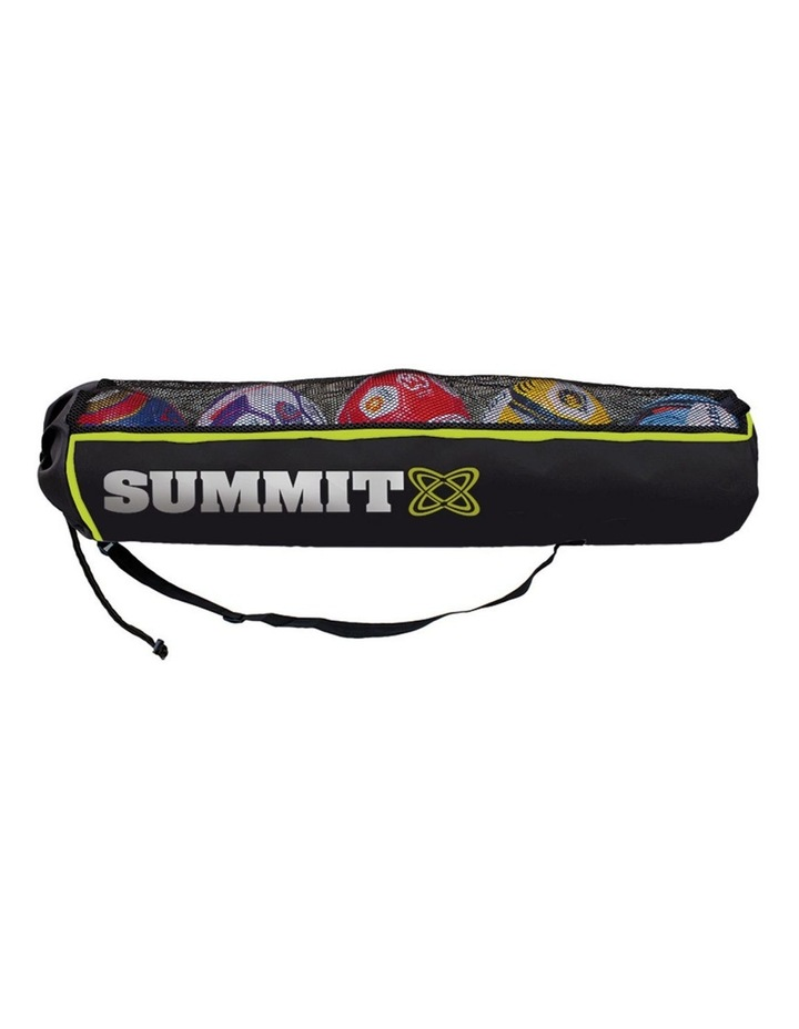 Advance Heavy Duty Mesh Ball Bag w/Shoulder Strap f/Soccer/Football/Rugby image 1
